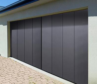 Nustumiami garažo vartai