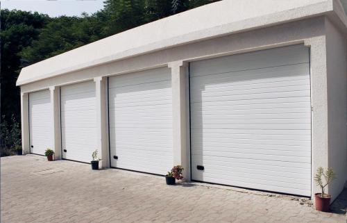 Pakeliami garažo vartai