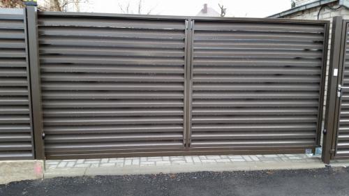 Žaliuzi vartai